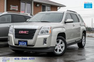 Used 2013 GMC Terrain SLT AWD V6 LEATHER 1 OWNER NO ACCIDENTS CERTIFIED for sale in Bolton, ON