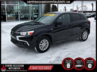 Used 2017 Mitsubishi RVR SE AWC CAMERA BLUETOOTH for sale in St-Jérôme, QC