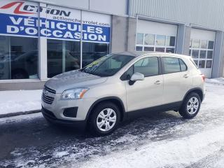 Used 2016 Chevrolet Trax Ls,bas Millage, S for sale in St-Hubert, QC