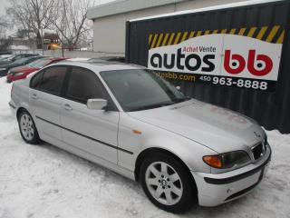 Used 2004 BMW 3 Series for sale in Laval, QC