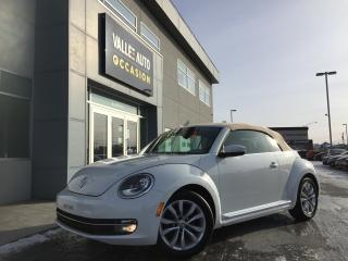 Used 2015 Volkswagen Beetle 1.8tsi Cl for sale in St-Georges, QC