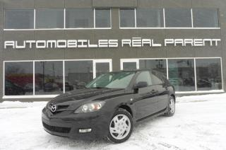 Used 2007 Mazda MAZDA3 SPORT A/C for sale in Québec, QC