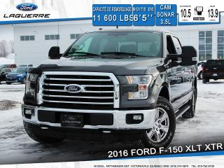 Used 2016 Ford F-150 Xlt Xtr Sonar Cam for sale in Victoriaville, QC