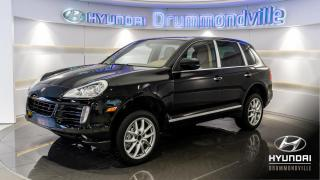 Used 2010 Porsche Cayenne S + 71 651 KM + AWD + TOIT PANO + PASM ! for sale in Drummondville, QC