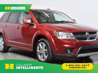 Used 2011 Dodge Journey R/T for sale in St-Léonard, QC