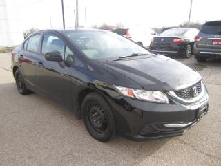 Used 2015 Honda Civic LX for sale in Simcoe, ON