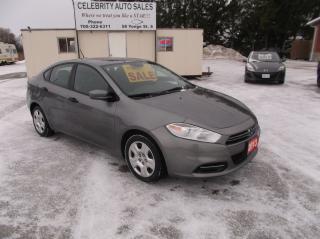 Used 2013 Dodge Dart SE for sale in Elmvale, ON