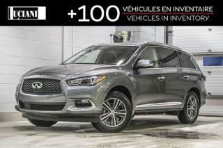 Used 2017 Infiniti QX60 Journey, T.ouvrant for sale in Montréal, QC