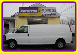 Used 2015 Chevrolet Express 2500 EXT. Loaded for sale in Woodbridge, ON