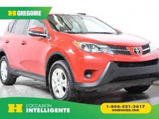 Used 2015 Toyota RAV4 LE for sale in St-Léonard, QC