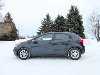 Used 2012 Kia Rio5 LX- Hatchback for sale in Thornton, ON