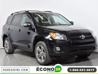 Used 2010 Toyota RAV4 Sport for sale in St-Léonard, QC
