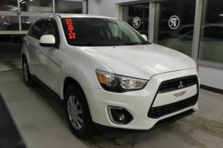 Used 2014 Mitsubishi RVR SE AWC *MAIN LIBRE CELLULAIRE* for sale in Lévis, QC