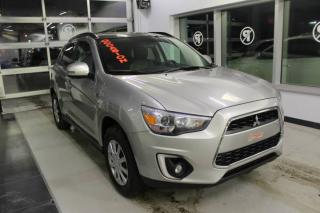 Used 2015 Mitsubishi RVR GT AWC *PREMIUM NAVIGATION* for sale in Lévis, QC