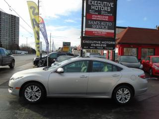 Used 2010 Mazda MAZDA6 GS/ LOW KM / ALLOYS / SUNROOF / ONE OWNER / MINT / for sale in Scarborough, ON