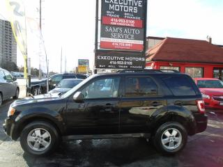 Used 2010 Ford Escape XLT/ MINT / LOW KM / LOADED / ALLOYS / 4CYL / for sale in Scarborough, ON