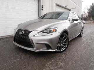 Used 2015 Lexus IS 250 F-SPORT for sale in Toronto, ON