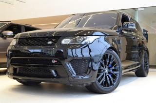Used 2017 Land Rover Range Rover Sport Svr 550ch for sale in Laval, QC