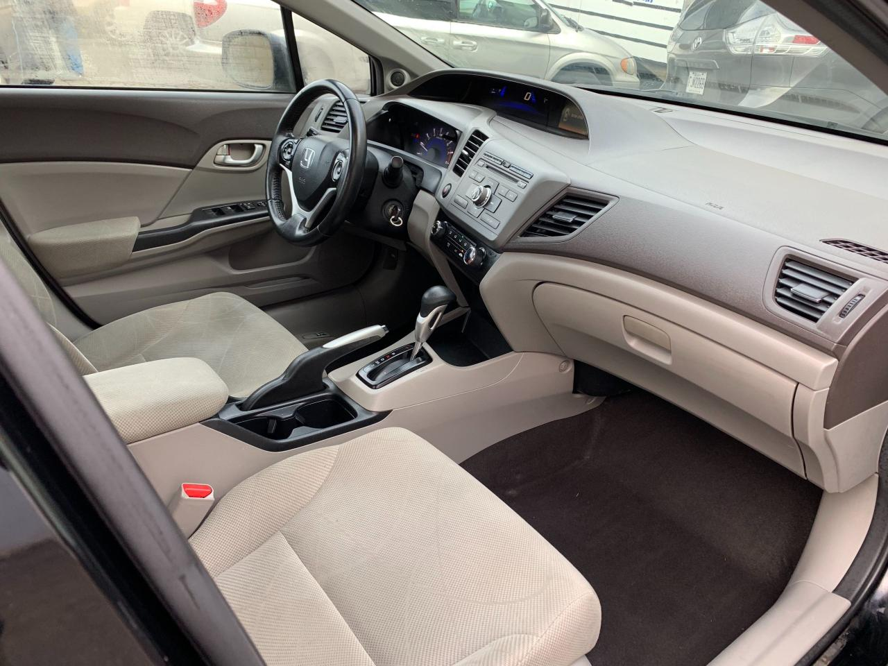2012 Honda Civic EX, Sunroof, Bluetooth