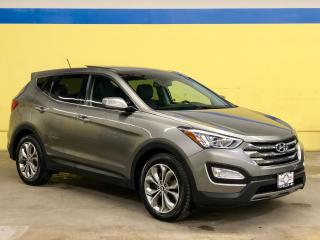 Used 2013 Hyundai Santa Fe AWD Sport 2.0T, Pano Roof, Leather for sale in Vaughan, ON