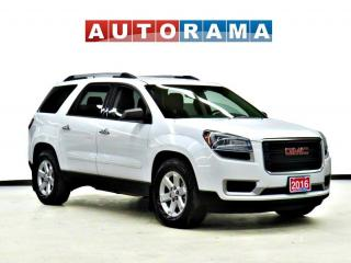 Used 2016 GMC Acadia SLE 4WD Backup Cam 7-Passenger for sale in Toronto, ON