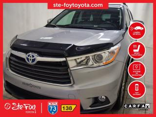 Used 2015 Toyota Highlander XLE for sale in Québec, QC