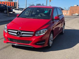 Used 2015 Mercedes-Benz B-Class B 250 Sports Tourer 1own nav awd fully loaded for sale in Toronto, ON