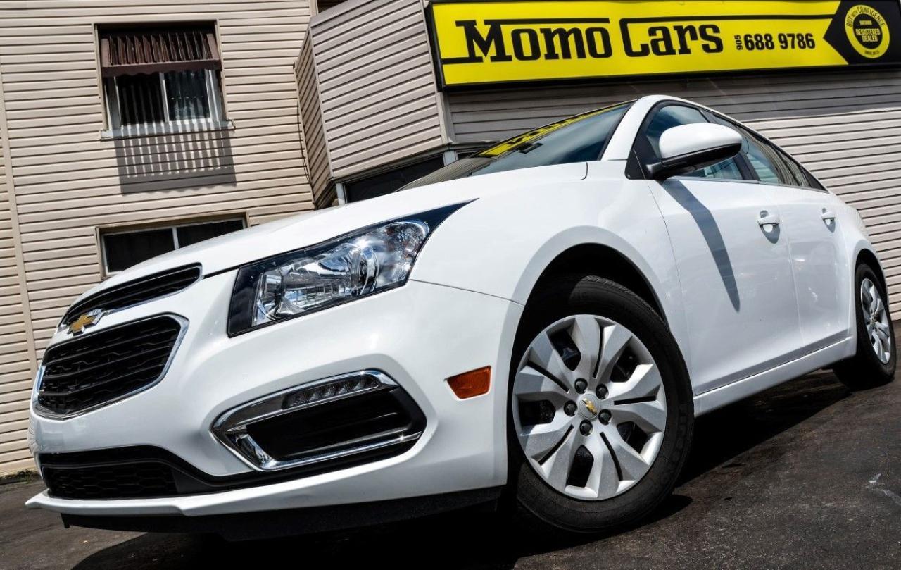 2015 Chevrolet Cruze LT! Fuel Economy! Only $103/Bi-weekly!