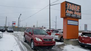Used 2008 Lexus RX 400h **NEW SNOW TIRES**NAVI**LEATHER**SUNROOF**CERT for sale in London, ON