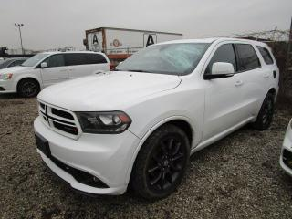 Used 2016 Dodge Durango R/T for sale in Toronto, ON