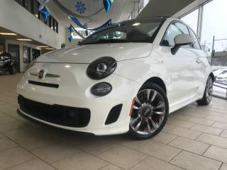 Used 2014 Fiat 500 C Edition GQ Abarth for sale in Pointe-Aux-Trembles, QC