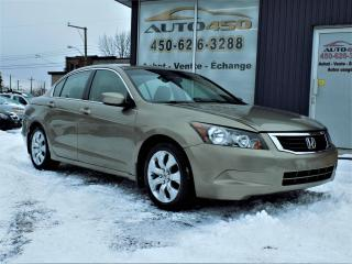Used 2009 Honda Accord ***EX-L,CUIR,TOIT OUVRANT*** for sale in Longueuil, QC