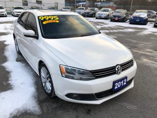 Used 2012 Volkswagen Jetta HIGHLINE for sale in St Catharines, ON