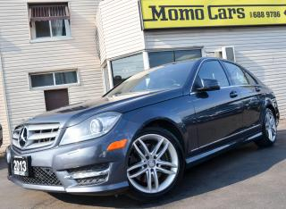 Used 2013 Mercedes-Benz C-Class C300! 4MATIC! SunRoof!Only$146/Bi-weekly! for sale in St. Catharines, ON