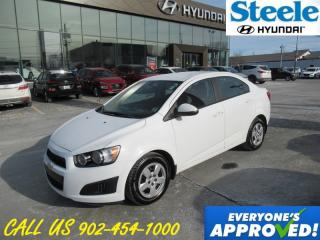 Used 2015 Chevrolet Sonic LS Auto A/C for sale in Halifax, NS