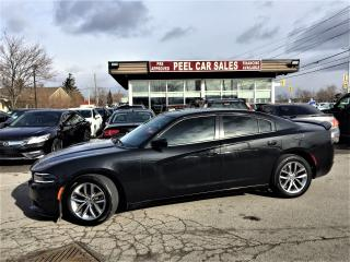 Used 2015 Dodge Charger SXT|LIMITED|NAVI|LEATHER|SUNROOF| for sale in Mississauga, ON