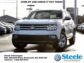 Used 2018 Volkswagen Atlas Highline - Buy Back, loaded, low mileage for sale in Dartmouth, NS