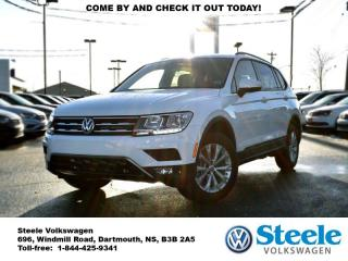 Used 2018 Volkswagen Tiguan Trendline 4Motion - AWD, VW Certified, Low Mileage, 7 passenger for sale in Dartmouth, NS