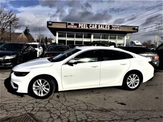 Used 2018 Chevrolet Malibu LT|REARVIEW|PWRSEATS| for sale in Mississauga, ON