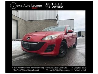 Used 2010 Mazda MAZDA3 GX - AUTO, A/C, ONLY 111,000KM! for sale in Orleans, ON