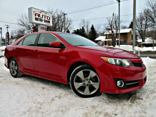 Used 2014 Toyota Camry SE V6 -- CUIR/TISSU - TOIT - ECRAN TACTI for sale in Repentigny, QC