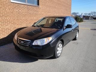 Used 2010 Hyundai Elantra GL w/Sport for sale in Oakville, ON