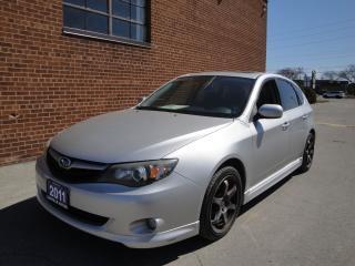 Used 2011 Subaru Impreza 2.5i w/Limited Pkg for sale in Oakville, ON