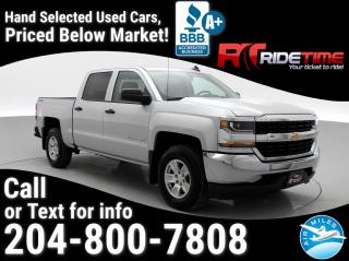 Used 2018 Chevrolet Silverado 1500 LS for sale in Winnipeg, MB