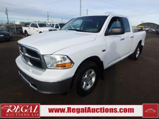 Used 2012 RAM 1500 Quad Cab 4WD for sale in Calgary, AB