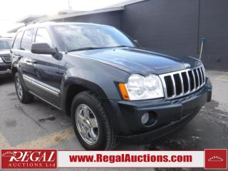 Used 2005 Jeep Grand Cherokee Limited 4D Utility 4WD for sale in Calgary, AB
