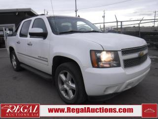 Used 2011 Chevrolet Avalanche 1500 LTZ 4D Utility 4WD for sale in Calgary, AB
