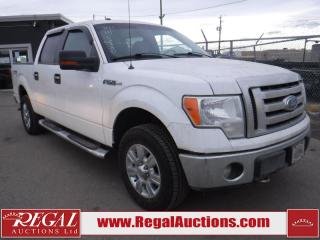 Used 2011 Ford F-150 XLT 4D SUPERCREW 4WD for sale in Calgary, AB