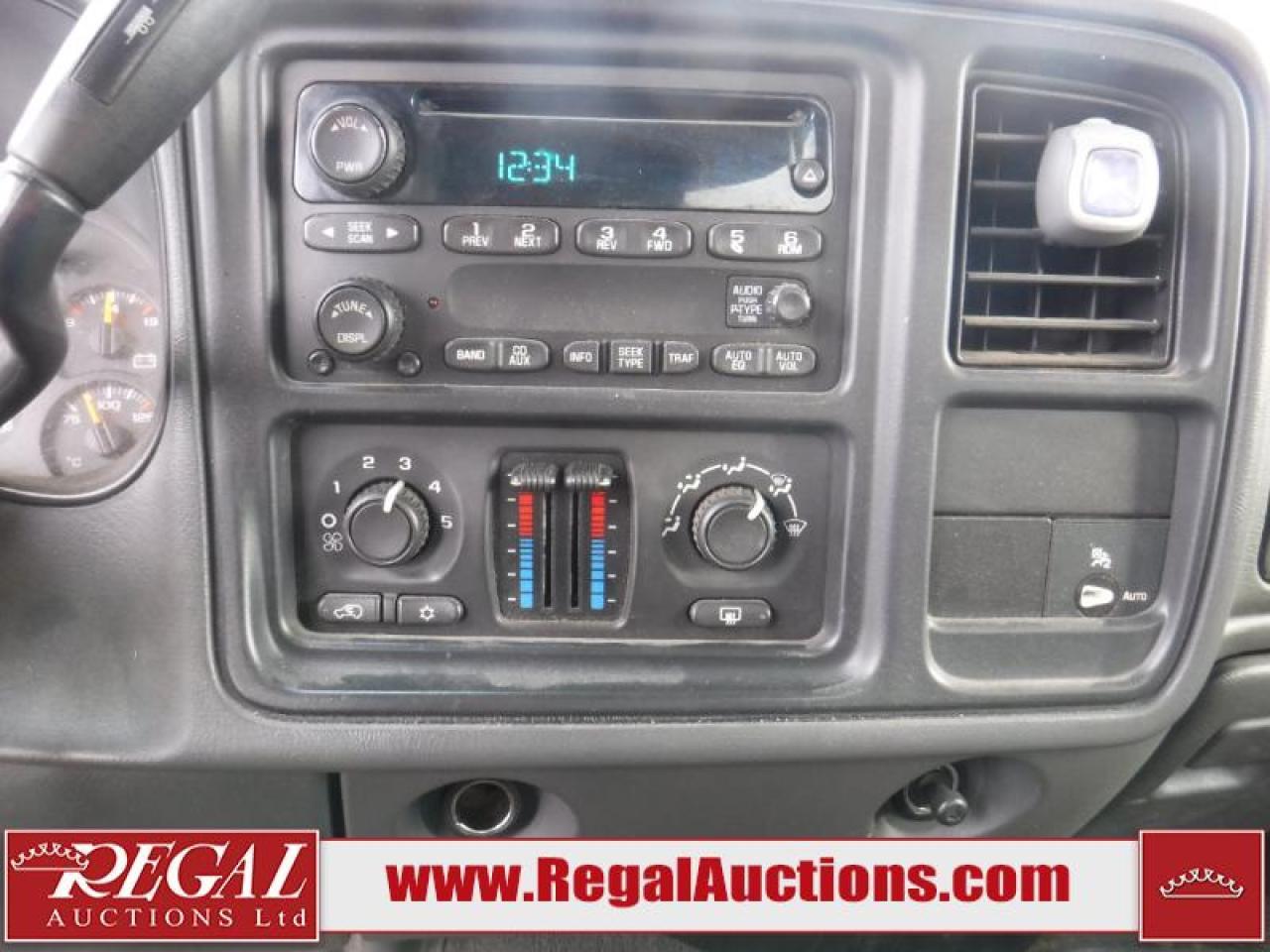 2004 Chevrolet Silverado 1500 LS 4D EXT CAB 2WD