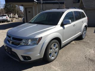 Used 2012 Dodge Journey Crew for sale in London, ON